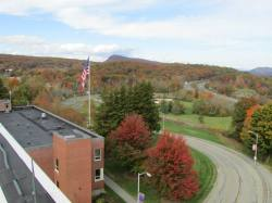 View from the Soldier's Home in Holyoke